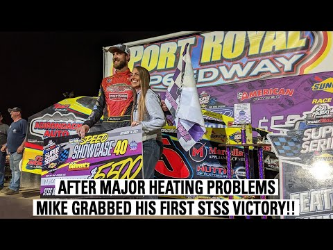 Speed Showcase At Port Royal Speedway Day No.1 - dirt track racing video image