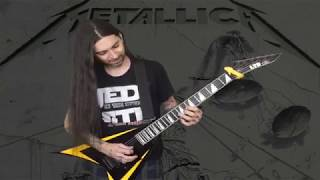 Blackened (solo cover)
