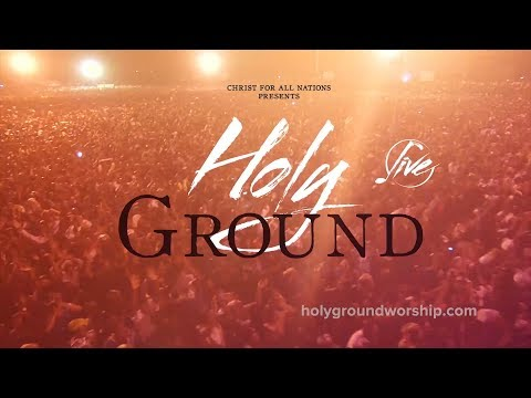 Holy Ground - Trading My Sorrows