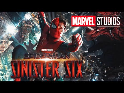 Spider-Man Far From Home Sinister Six News Explained - Comic Con 2018 - UCDiFRMQWpcp8_KD4vwIVicw