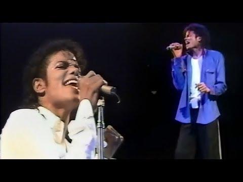 Michael Jackson - Man In The Mirror - Bad Tour Megamix (1988-1989) - UCj3ZPUldnZzhz8d2DkVAGzw