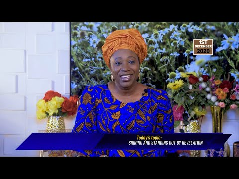 Dr Becky Paul-Enenche - SEEDS OF DESTINY  TUESDAY DECEMBER 1, 2020
