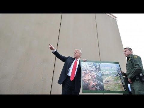 NS Graham: TT Trump vẫn có thể tuyên bố tình trạng khẩn cấp để xây tường