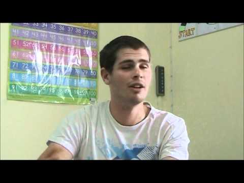 TESOL TEFL Reviews - Video Testimonial - Nathan