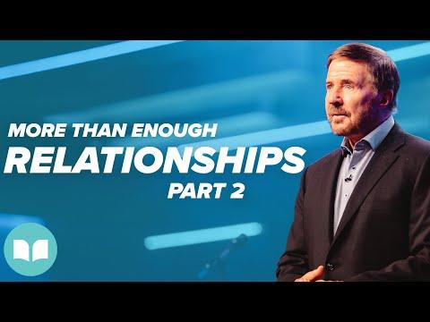 More Than Enough # 14  Relationships, Part 2  Mac Hammond