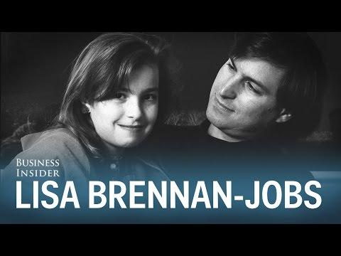 Story Of Lisa Brennan-Jobs, Steve Jobs Daughter - UCcyq283he07B7_KUX07mmtA