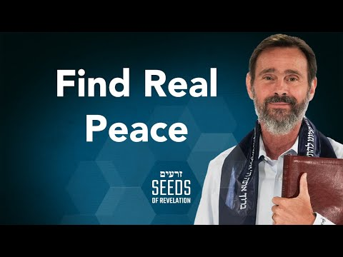 Find Real Peace