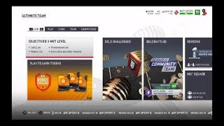MUT 20 ps4 giveaway! 6 Rookie premieres! LAST CHANCE to enter