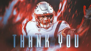 Rob Gronkowski - A Retirement Tribute ᴴᴰ