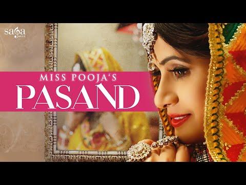 Pasand Lyrics - Miss Pooja - Happy Raikoti