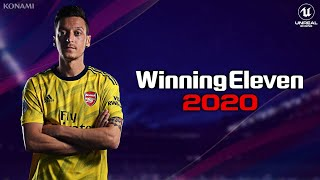 Winning Eleven 2020 Android Offline 140 MB Best Graphics