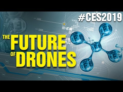 The Future of Drones with Deloitte Global & US Aerospace Leader - UC7he88s5y9vM3VlRriggs7A