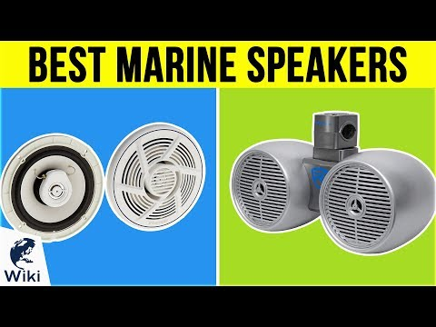 10 Best Marine Speakers 2019 - UCXAHpX2xDhmjqtA-ANgsGmw