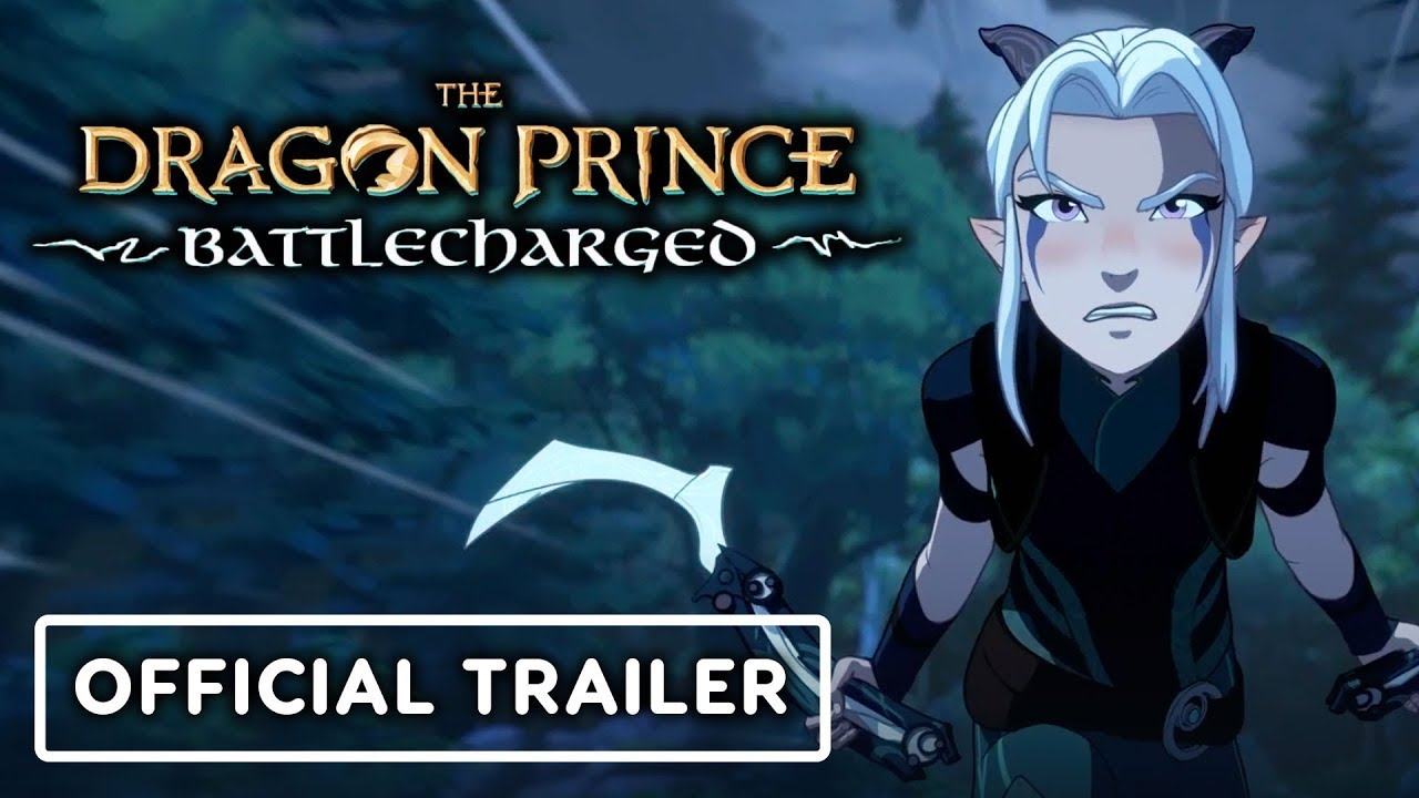 The Dragon Prince: Battlecharged – Official Board Game Trailer