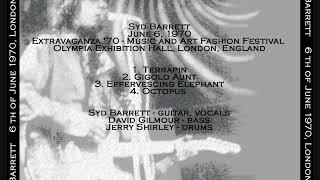 Syd Barrett June 6, 1970